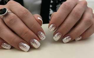 Маникюр на квадратных ногтях – современное решение для модниц