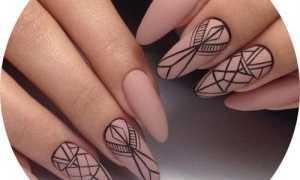 Прекрасный педикюр с бежевым шеллаком: маникюр, фото дизайна ногтей