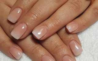 Идеальный френч для коротких ногтей: маникюр, фото дизайна ногтей