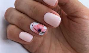 Супер модный маникюр мозаика: маникюр, фото дизайна ногтей
