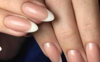 Миндальные ногти с фиолетовым маникюром: маникюр, фото дизайна ногтей