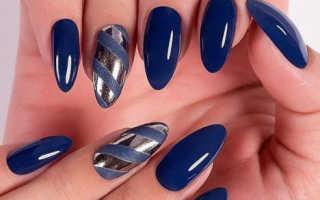 Дизайн на длинные ногти в белом цвете: маникюр, фото дизайна ногтей