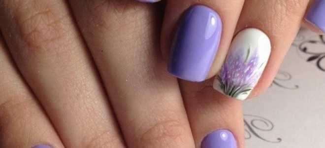 Ягодный маникюр для лета: маникюр, фото дизайна ногтей
