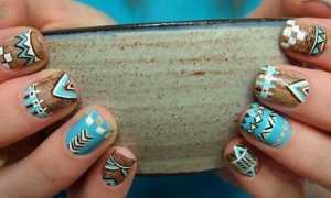 Геометрия педикюр: маникюр, фото дизайна ногтей