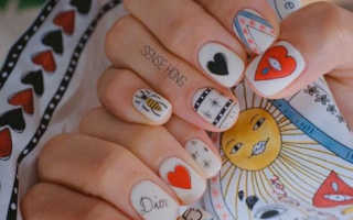 Яркий маникюр для смелых девушек: маникюр, фото дизайна ногтей