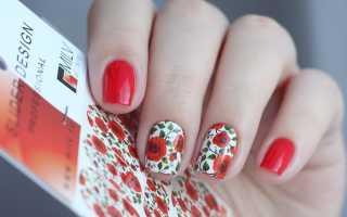 Розы в маникюре: маникюр, фото дизайна ногтей