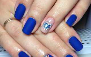 Маникюр с пирсингом на День Влюбленных: маникюр, фото дизайна ногтей