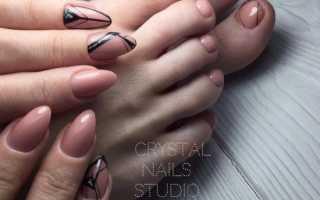 Маникюр и педикюр в красном цвете: маникюр, фото дизайна ногтей