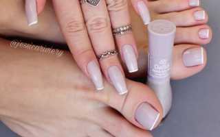 Алый педикюр – всегда актуально: маникюр, фото дизайна ногтей