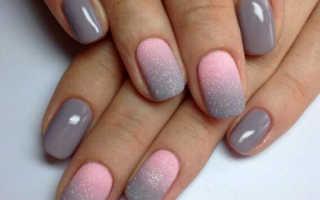 Идеальное сочетание бледных цветов гель-лака: маникюр, фото дизайна ногтей