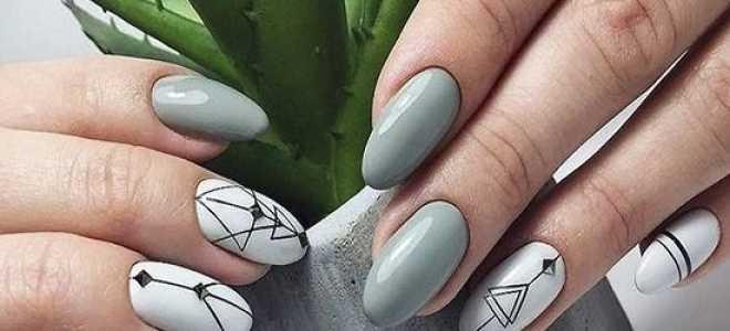 Осенний маникюр: маникюр, фото дизайна ногтей