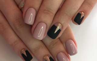 Ажурный шеллак для ногтей: маникюр, фото дизайна ногтей