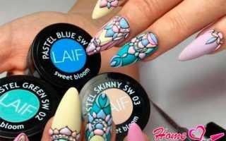SWEET BLOOM – королевский дизайн!: маникюр, фото дизайна ногтей