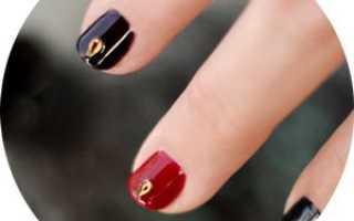 Маникюр с бронзой для коротких ногтей: маникюр, фото дизайна ногтей
