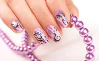 Маникюрный микс под любое настроение: маникюр, фото дизайна ногтей