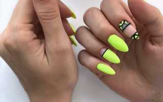 Лето, солнце, жара! Супер яркий маникюр: маникюр, фото дизайна ногтей