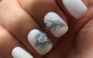 Вкусные ногти с пирожными: дизайн с фото