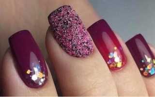 Мифы на наращенных ногтях: маникюр, фото дизайна ногтей