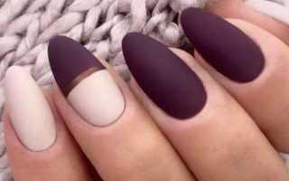 Маникюр осень 2020: модные тенденции сезона и 100 лучших фото: маникюр, фото дизайна ногтей