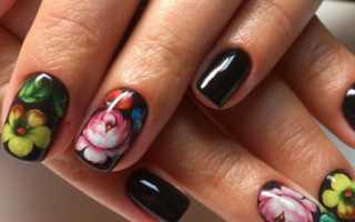 Маникюр настоящего стоматолога: маникюр, фото дизайна ногтей