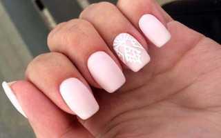 Ярко-розовый маникюр: маникюр, фото дизайна ногтей