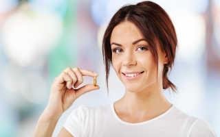 Витамины для ногтей: обзор самых эффективных вариантов