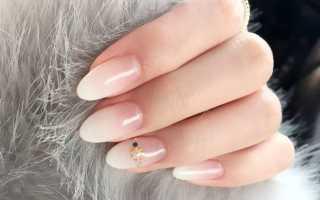 Маникюр прозрачный белый: маникюр, фото дизайна ногтей