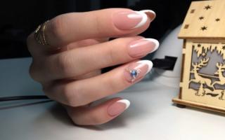 Свадебный маникюр: выбираем варианты: маникюр, фото дизайна ногтей